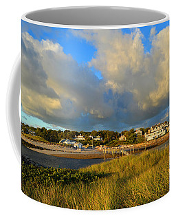 Big Sky Over Sesuit Harbor Coffee Mug