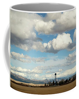Big Sky Water Tower Coffee Mug