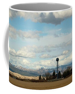 Big Sky Water Tower Coffee Mug
