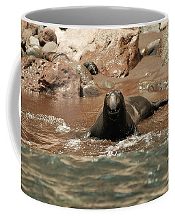 Big Smile Coffee Mug