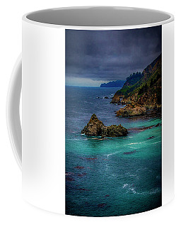 Big Sur Coastline Coffee Mug by Joseph Hollingsworth