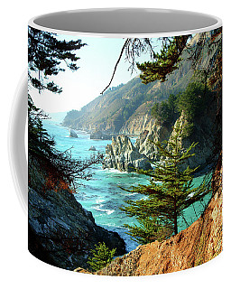 Big Sur Vista Coffee Mug