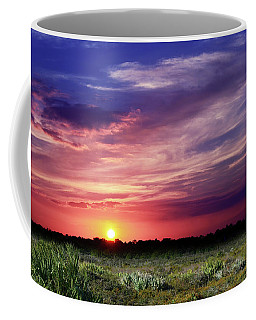 Big Texas Sky Coffee Mug