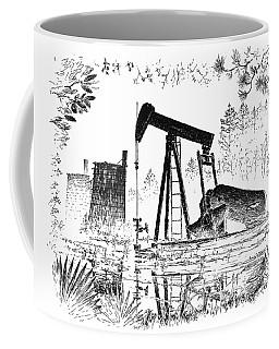 Big Thicket Oilfield Coffee Mug