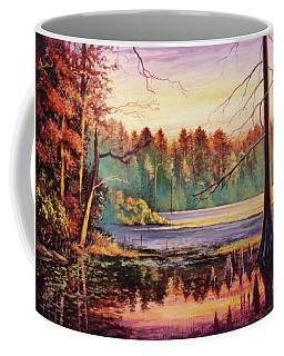 Big Thicket Swamp Coffee Mug
