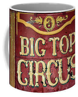 Big Top Circus Coffee Mug