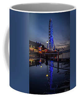 Big Wheel Reflection Coffee Mug