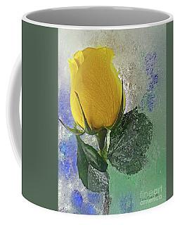 Big Yellow Coffee Mug by Terry Foster