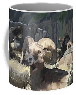 Bighorn Boys Coffee Mug