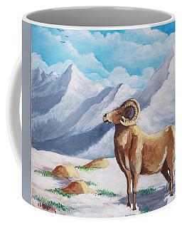 Bighorn Kam Coffee Mug