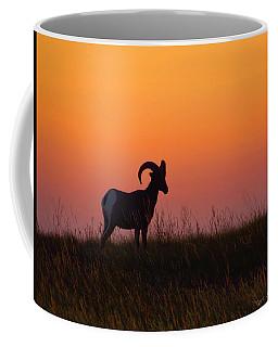 Bighorn Sunset Coffee Mug