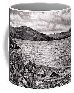Big Wood Lake Coffee Mug
