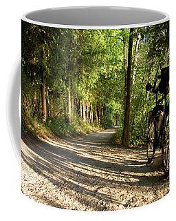 Bike Rest Coffee Mug