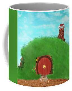 Bilbo's Home In The  Shire Coffee Mug