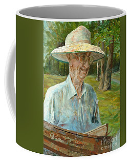 Bill Hines The Legend Coffee Mug