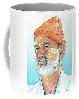 Bill Murray Steve Zissou Life Aquatic Coffee Mug