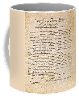 Bill Of Rights Coffee Mug
