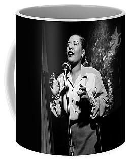 Billie Holiday  New York City Circa 1948 Coffee Mug