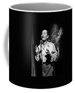Billie Holiday  New York City Circa 1948 Coffee Mug by David Lee Guss