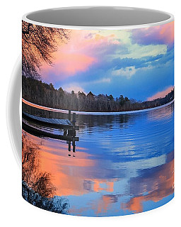 Billington Sea Sunset Coffee Mug