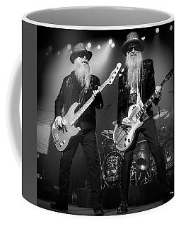 Billy And Dusty - Z Z Top Coffee Mug