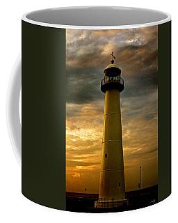 Biloxi Lighthouse - Sunrise Coffee Mug