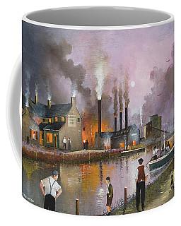 Bilston Steelworks Coffee Mug