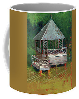 Biltmore Boathouse 2.0 Coffee Mug by Catherine Twomey