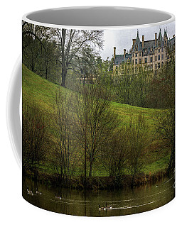Biltmore Estate At Dusk Coffee Mug
