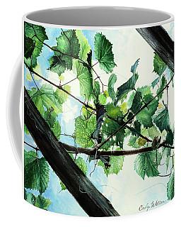 Biltmore Grapevines Overhead Coffee Mug