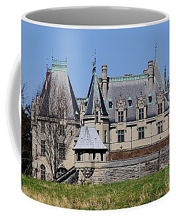 Biltmore House - Side View Coffee Mug