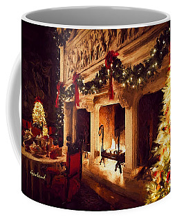 Fireplace Coffee Mugs