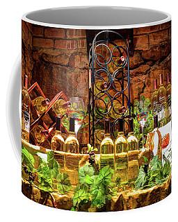 Biltmore Wine Coffee Mug by Savannah Gibbs