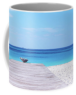 Bimini Beach Club Coffee Mug