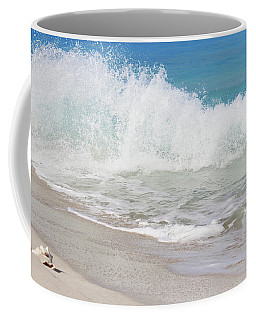 Bimini Wave Sequence 1 Coffee Mug