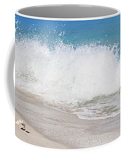 Bimini Wave Sequence 3 Coffee Mug