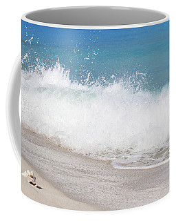 Bimini Wave Sequence 4 Coffee Mug