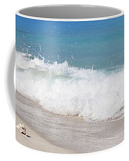 Bimini Wave Sequence 5 Coffee Mug
