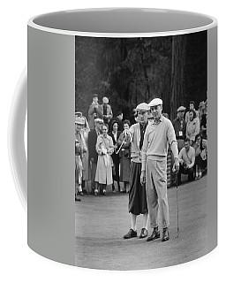 Bing Crosby And Ben Hogan Coffee Mug
