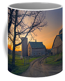 Birch Barn 2 Coffee Mug