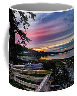Birch Bay Sunrise Coffee Mug