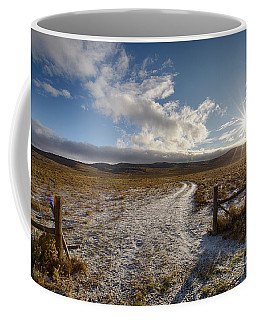 Birch Creek Valley Sun Coffee Mug