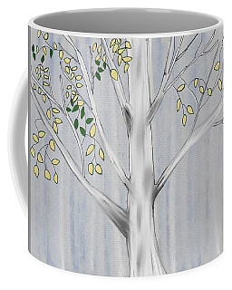 Birch Tree Coffee Mug by Paula Brown