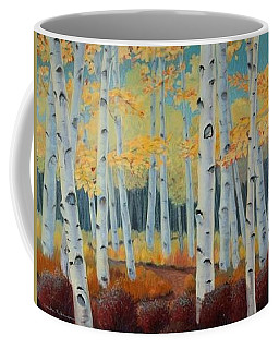Birchwood Forest Coffee Mug