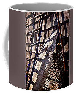 Bird Barn Details Coffee Mug