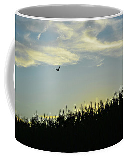 Between Sky And Earth Coffee Mug