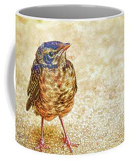 Bird Coffee Mug by Bonnie Willis