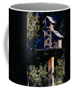 Bird Condos Coffee Mug