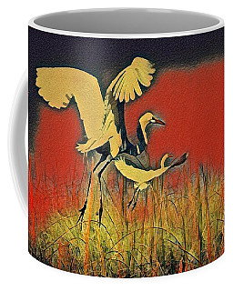 Bird Dreams Coffee Mug