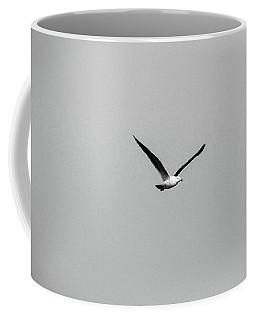 Bird Flying Coffee Mug by Cesar Vieira